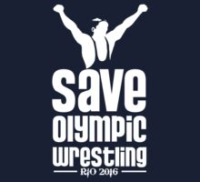 Save Olympic Wrestling by protos