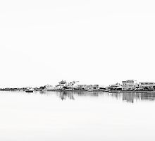 Ilha de Faro High Key by manateevoyager