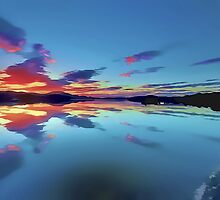 Lomond Dawns Digital Art by David Alexander Elder