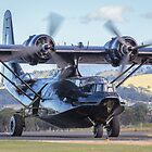 HARS PBY Catalina taxi by Michael Clarke
