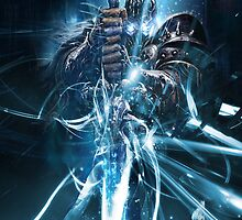 The Lich King by Gaandi