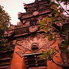 Temple - Lomo by Yao Liang Chua