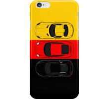 German Horsepower iPhone Case/Skin