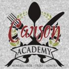 Downton Abbey Inspired - The Carson Academy - Butler, Valet & Footman Training - Mr. Carson from Downton by traciv