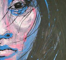 Memories - Portrait of a Woman by CarmenT