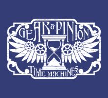 Gear & Pinion Time Travel by bigblued