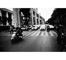 Bangkok Jam - Lomo Photographic Print