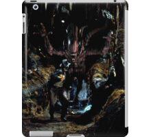 Alien Vs. Indiana Jones iPad Case/Skin