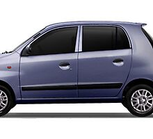 Hyundai Santro Review by ruby0016