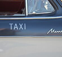 minx taxi by Perggals© - Stacey Turner