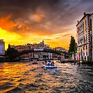 Evening - Grand Canal by hebrideslight