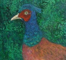 Pheasant by Susan Duffey