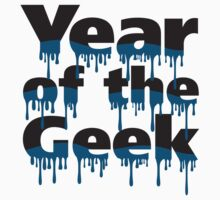 Year of the Geek Pain Drip by innergeekGD