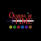 Ocarina of Time (Adventure Time Style) by Colossal