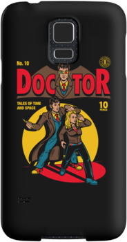 Doctor Comic by harebrained