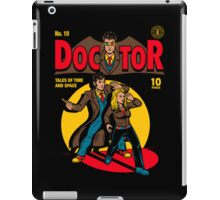 Doctor Comic iPad Case/Skin