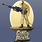 Carlos the Jackal by JackBQuick