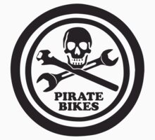 Pirate Bicycles  by PaulHamon