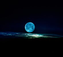 Blue Moon by Thomas Eggert