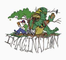 IMAGINATION by Skree