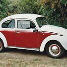 VW Beetle by Sandy1949