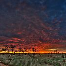 Big Sky Country - Kimberley WA by Ian English