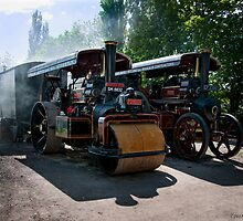 Steam Traction by David J Knight