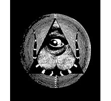 dali's all-dreaming eye Photographic Print
