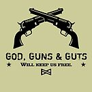 God, Guns & Guts by vivendulies