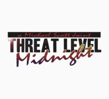 Threat Level Midnight by inesbot