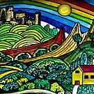 The Castles Rainbow by Monica Engeler