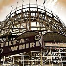 TILT-A-WHIRL by Larry Butterworth