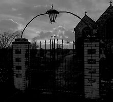 Meet Me at the Cemetery Gates by Matt Sibthorpe