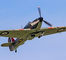CCF Sea Hurricane X AE977 N33TF by Colin Smedley