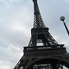 Eiffel Tower by niiicola