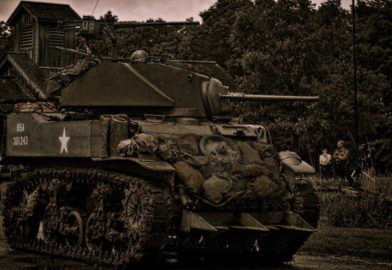 American Tank by Studio601