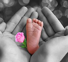 *•.¸♥♥¸.•* PRECIOUS BABY'S FOOT I HOLD IN LOVE*•.¸♥♥¸.•* by ╰⊰✿ℒᵒᶹᵉ Bonita✿⊱╮ Lalonde✿⊱╮