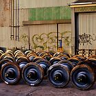 Trian Wheels by sedge808