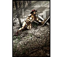 Steampunk Photography 001 Photographic Print