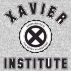 X-men: Xavier institute  by Alkasen