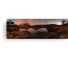 Cradle Highlands Scenic Canvas Print