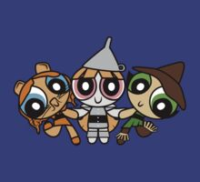 Powerpuff Of Oz by InsomniACK