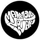 Make Love Not War vers. 2 by Simply Josh Designs