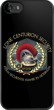 Lone Centurion Security by Magmata