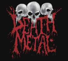 Death Metal by MetalheadMerch