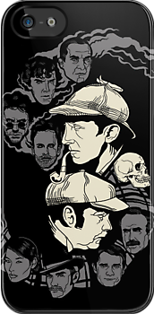 Holmes and Watsons by zerobriant