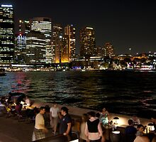 Sydney Nights by phil decocco
