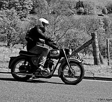 1965 BSA by David J Knight