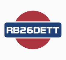 RB26DETT Nissan Engine by ApexFibers