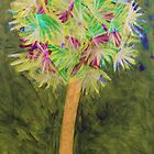 Dandelion Palm by fluffylarueable